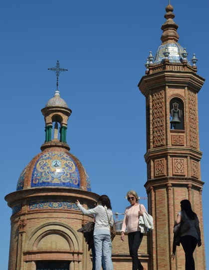 Detalle de Castillo de San Jorge
