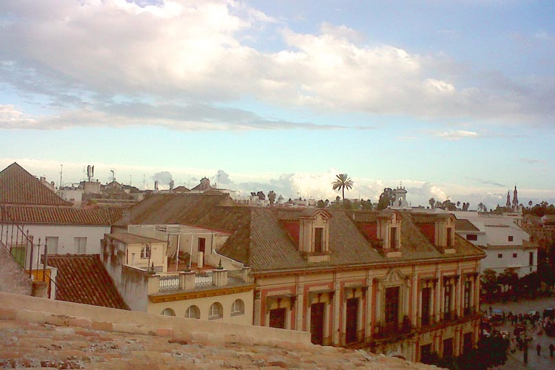 Sevilla desde las alturas