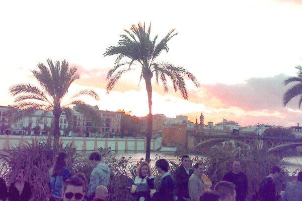 Atarceder en Sevilla
